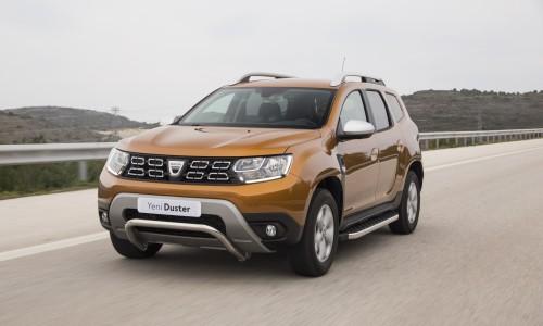 2019 Şubat – Dacia'dan günlük 39.90TL'den başlayan ödeme fırsatı