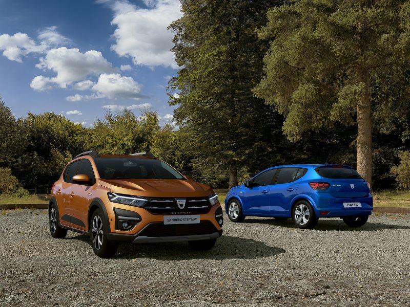 Dacia'nın ikonik modelleri yenileniyor: Yeni Sandero, Yeni Sandero Stepway ve Yeni Logan