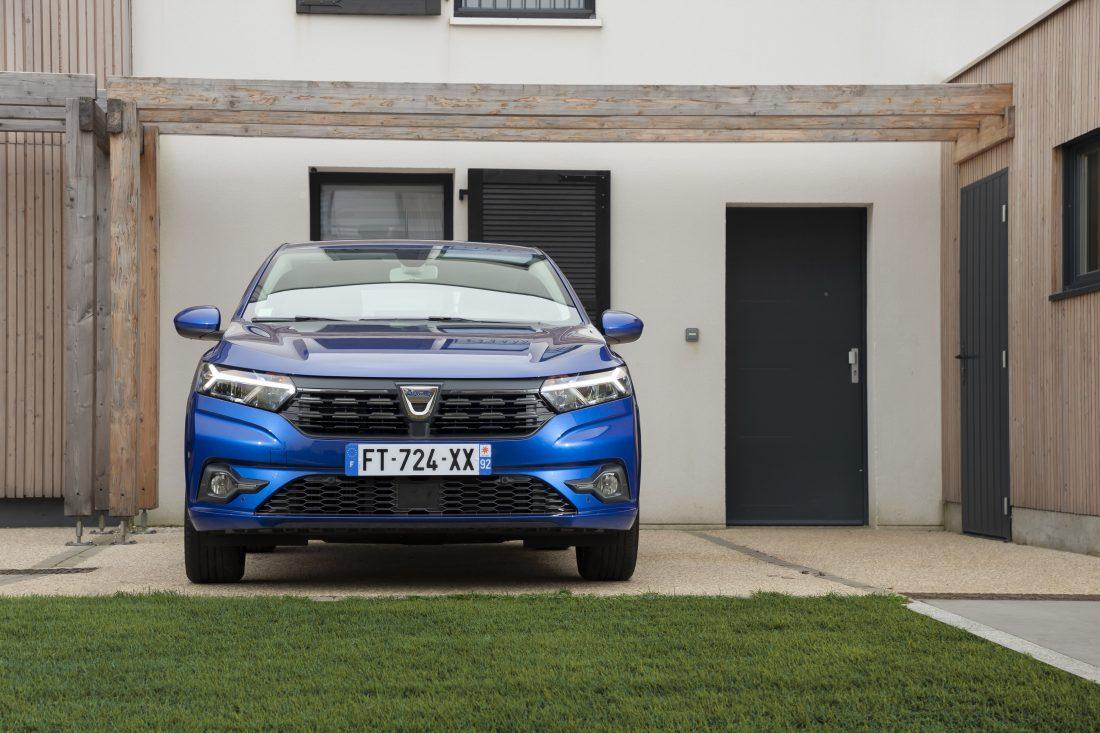 Yeni Dacia Sandero Dış Tasarım