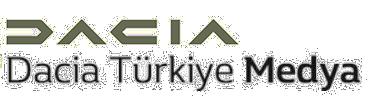 Dacia Türkiye Medya Logo